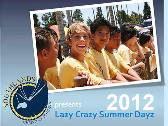 Lazy Crazy Summer Dayz