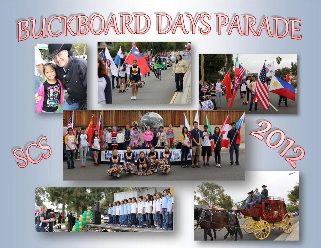 Rowland Heights 2012 Buckboard Days Parade
