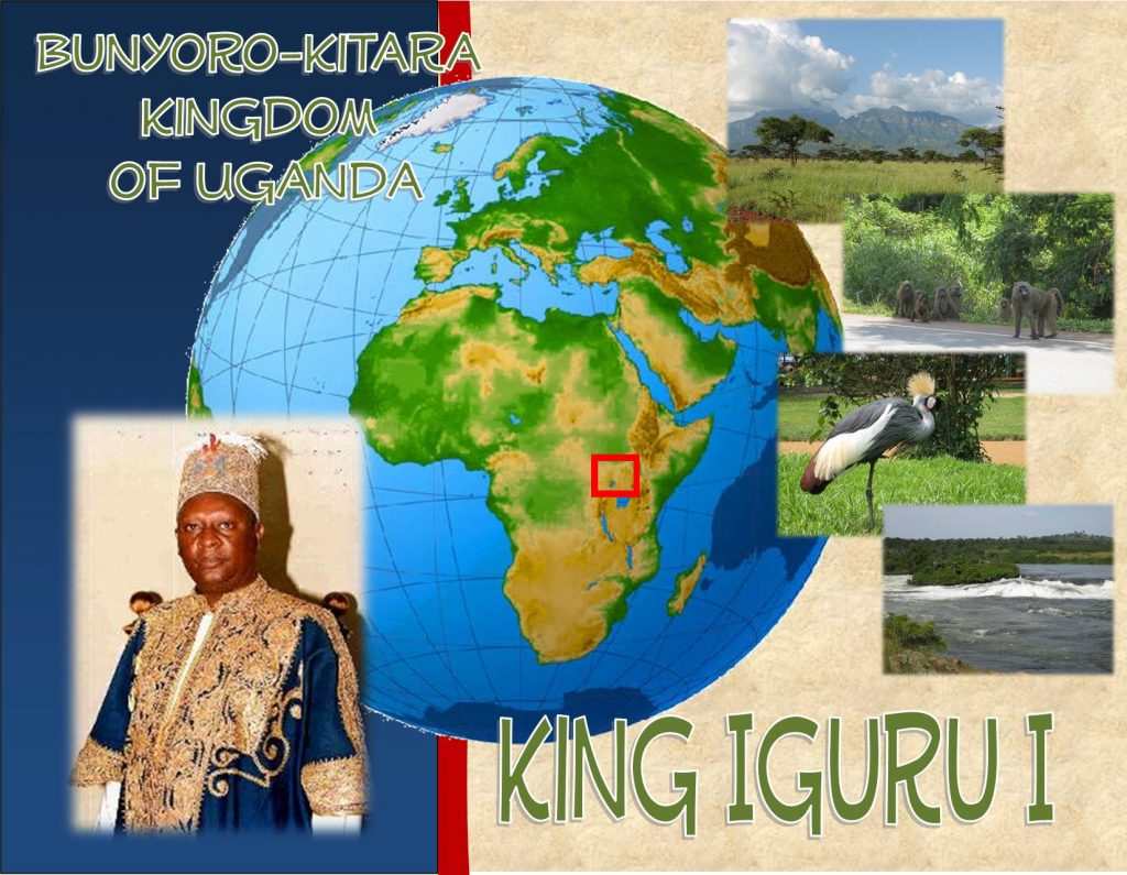 King Iguru I of the Bunyoro-Kitara Kingdom of Uganda to Visit Our Campus