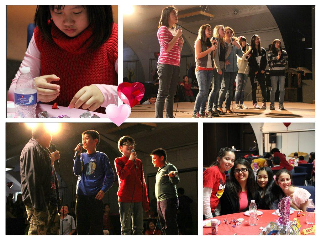 Middle School Karaoke Party