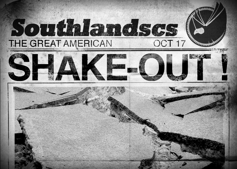 The Great American Shake-out