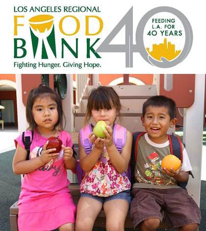 SLC Community Service Trip to Los Angeles Food Bank