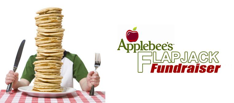 Applebee's Flap Jack Fundraiser