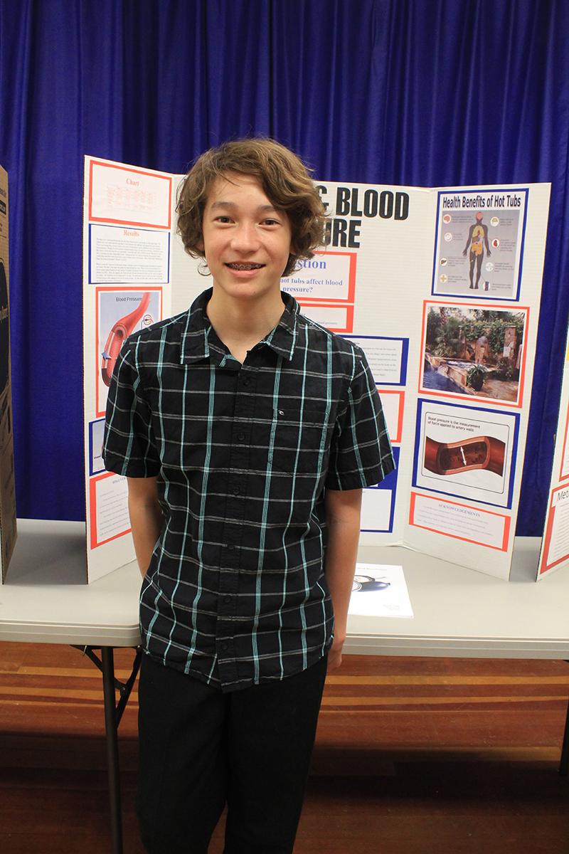 Southland Congratulations 7th graders