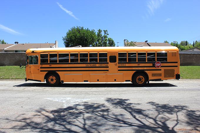 New Southlands School Bus