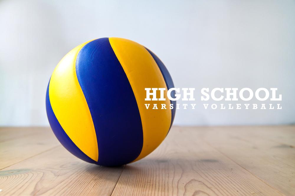 HS Girls Varsity Volleyball