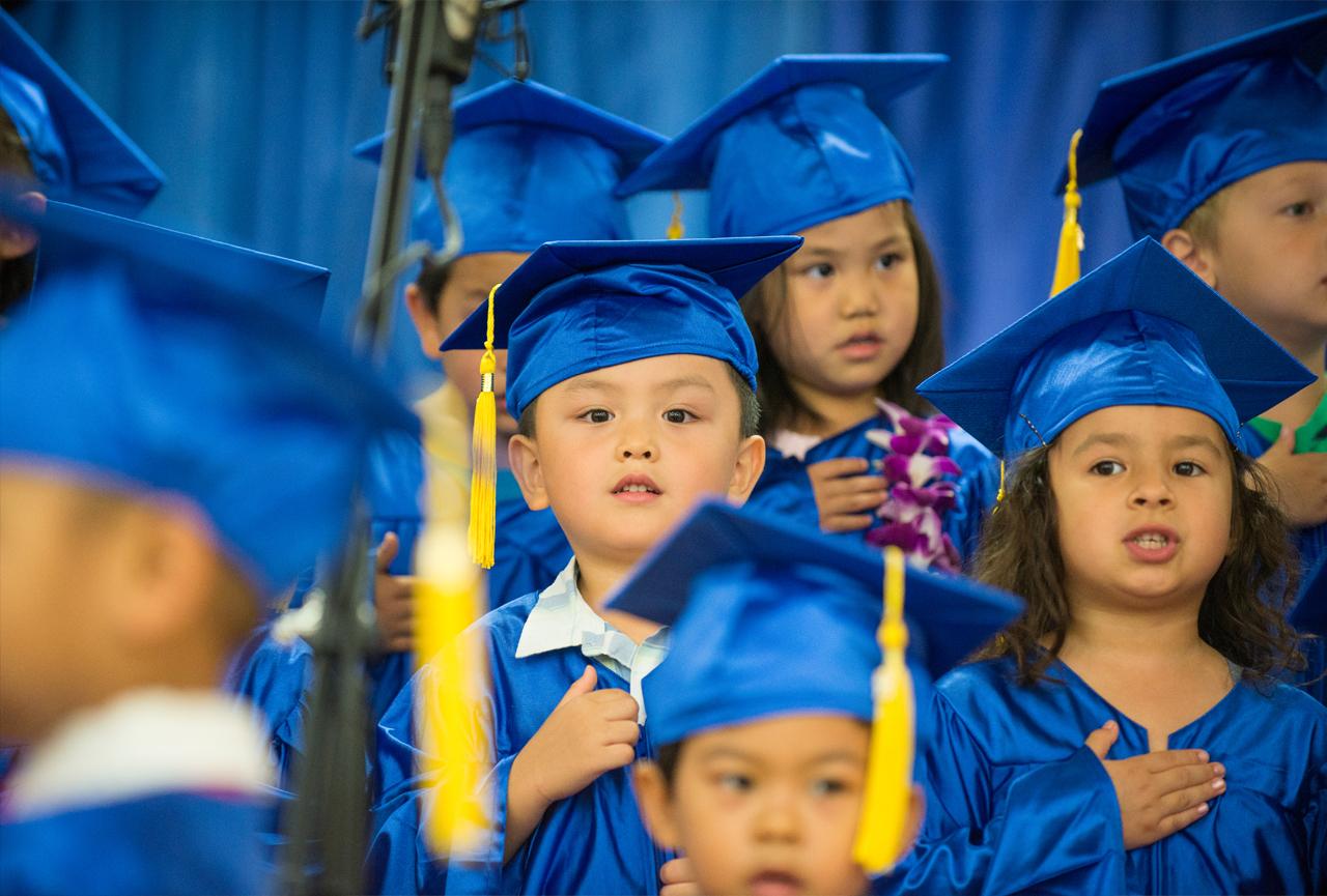 Southland Preschool Graduation 2015