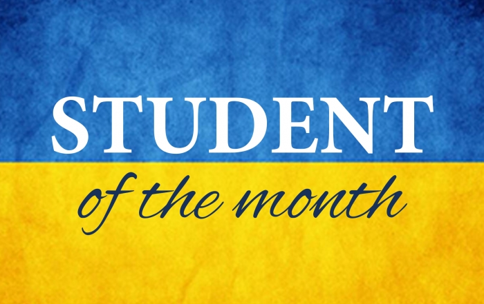 student month thumbnail