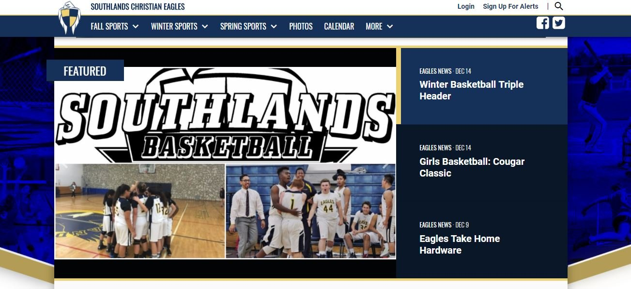 Southland High School Athletics