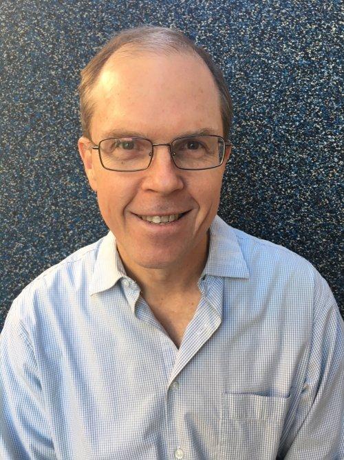 meet middle school teacher Mr. David Cronk