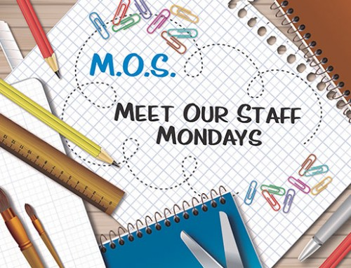 MOS: Meet Our Staff Mondays (Mrs. Harvey)