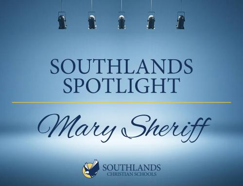 Southlands Spotlight: Mary Sheriff