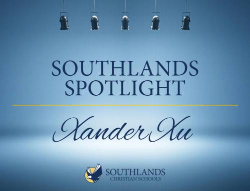Southlands Spotlight: Xander Xu