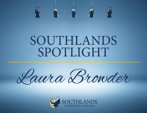 Southlands Spotlight: Laura Browder