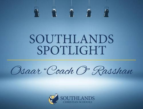 """Southlands Spotlight: Osaar """"Coach O"""" Rasshan"""