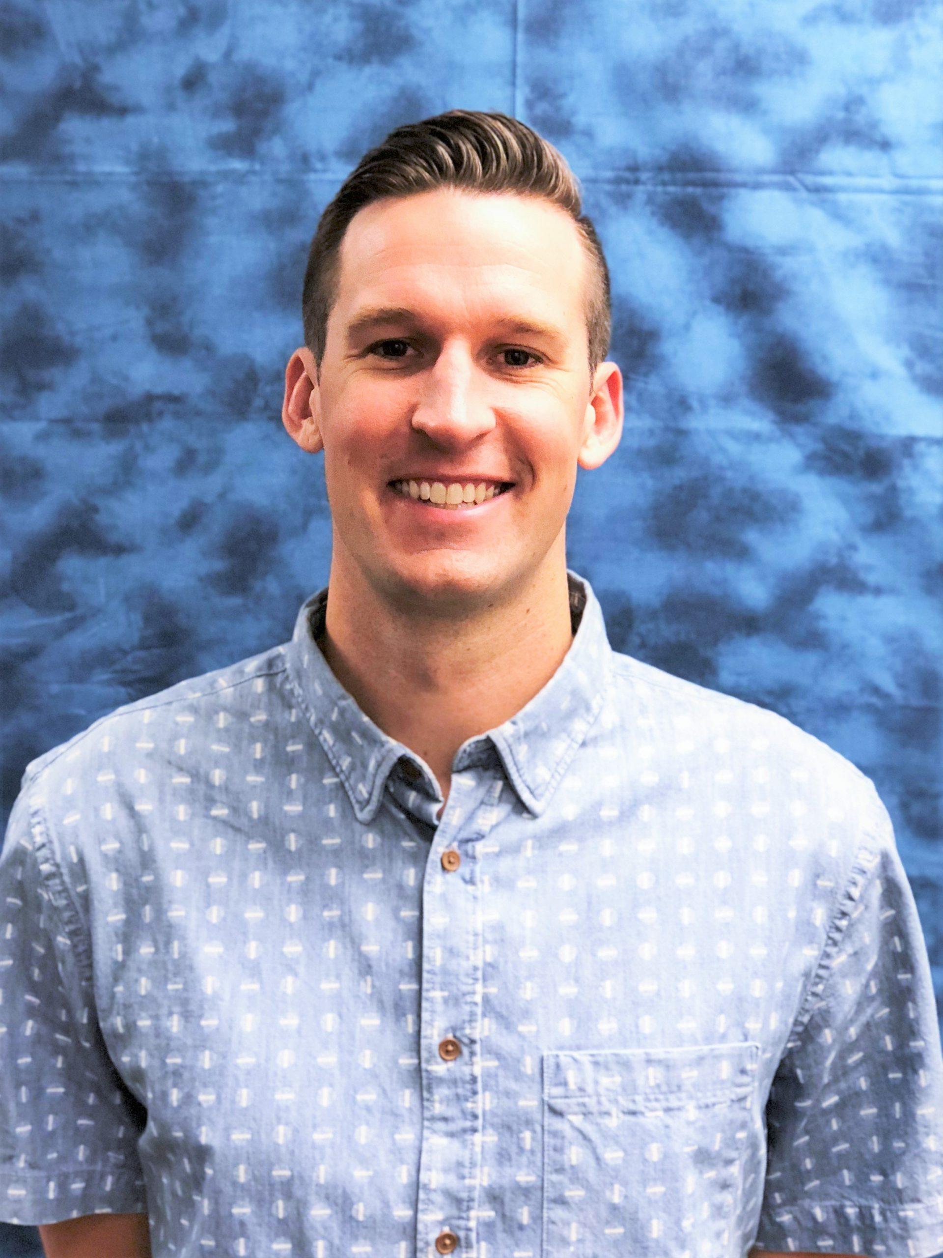 Meet Our Staff Mondays: Mr. David Gantt