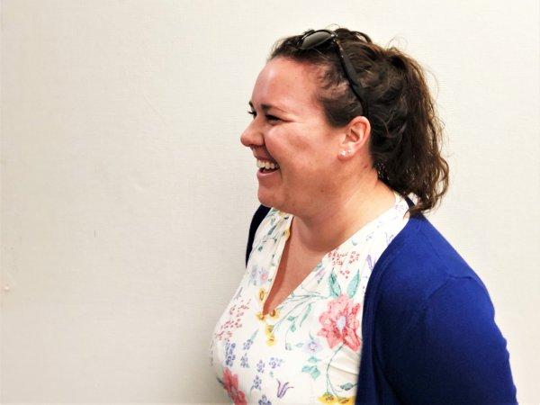 "Meet Our Staff: Mrs. ""Tippy"" Berru-licon"