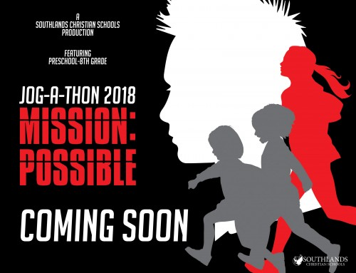 "JOG-A-THON 2018 ""MISSION: POSSIBLE"""