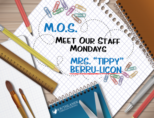 "Meet Our Staff: Mrs. ""Tippy"" Berru-licon"