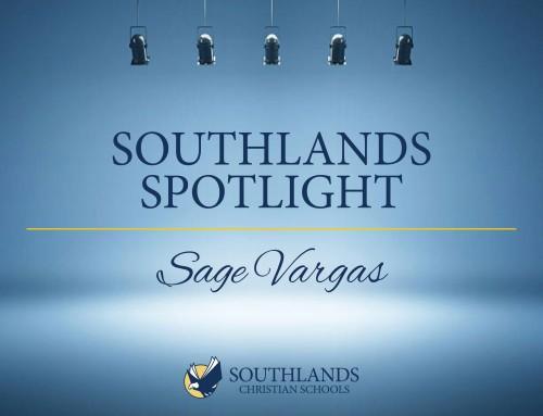 Southlands Spotlight: Sage Vargas