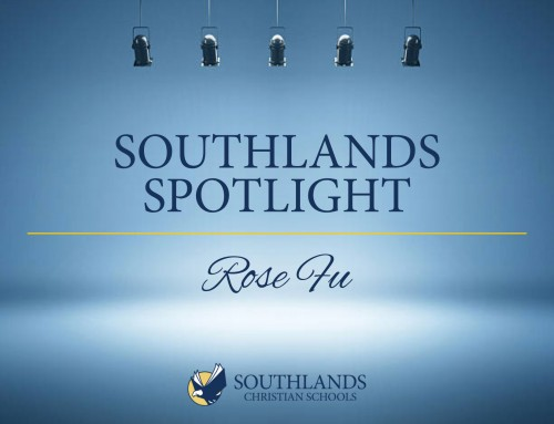 Southlands Spotlight: Rose Fu