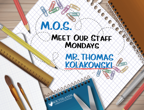 Meet Our Staff Mondays: Mr. Thomas Kolakowski