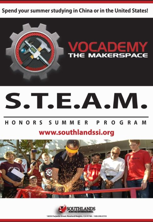 STEAM - A Pathway to College Success