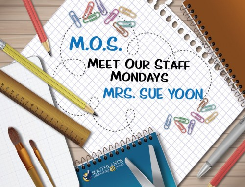 Meet Our Staff: Mrs. Yoon