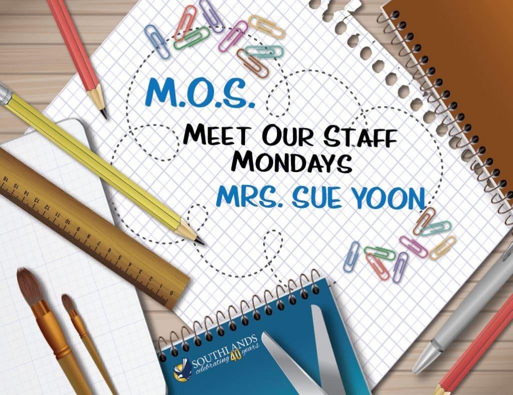 MOS: Sue Yoon