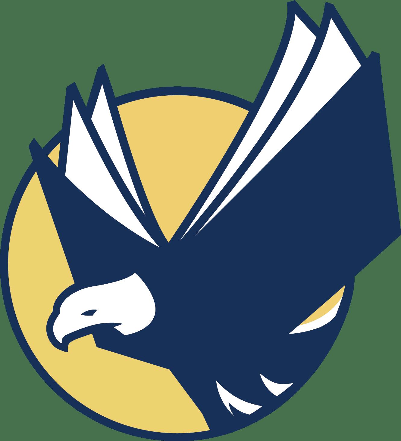 scs eagle only logo color