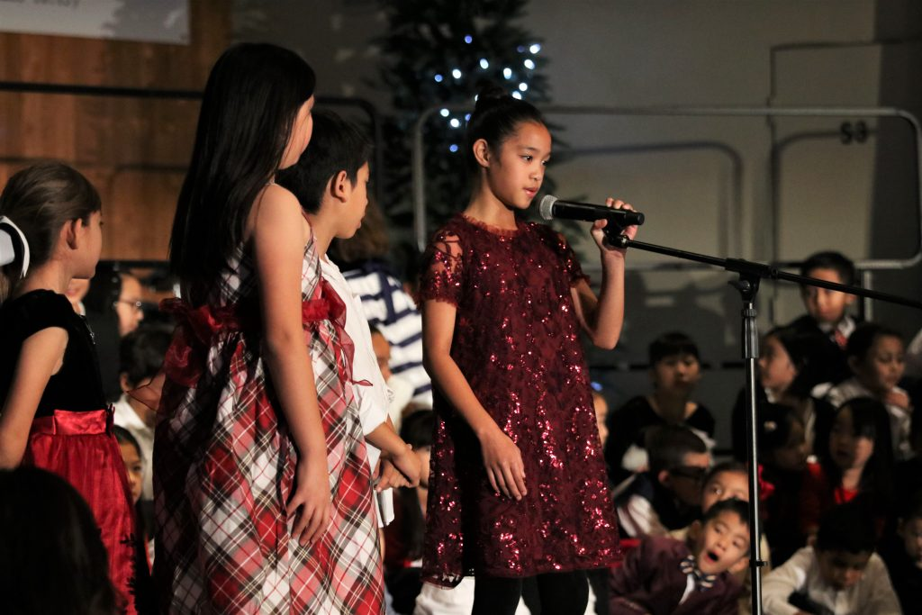 Christmas at SCS