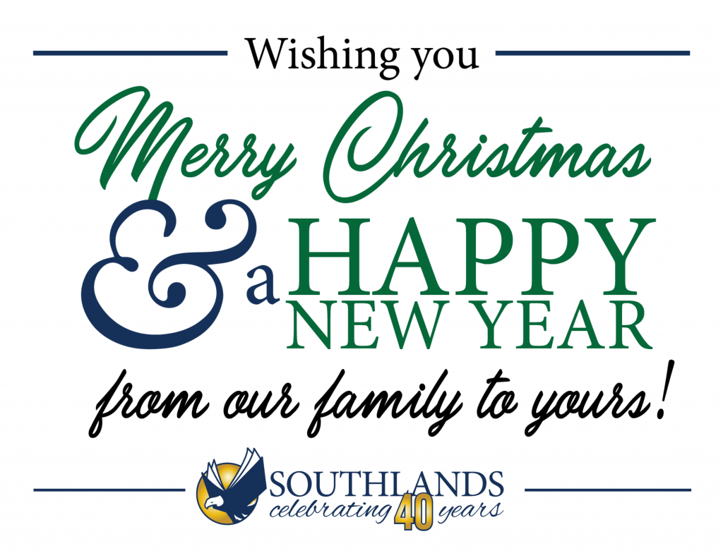 Southlands Spotlight: Christmas at SCS