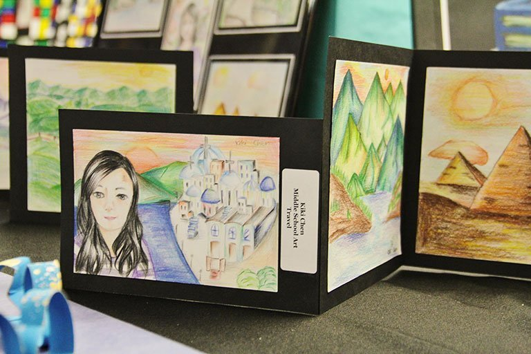Visual Arts Donations