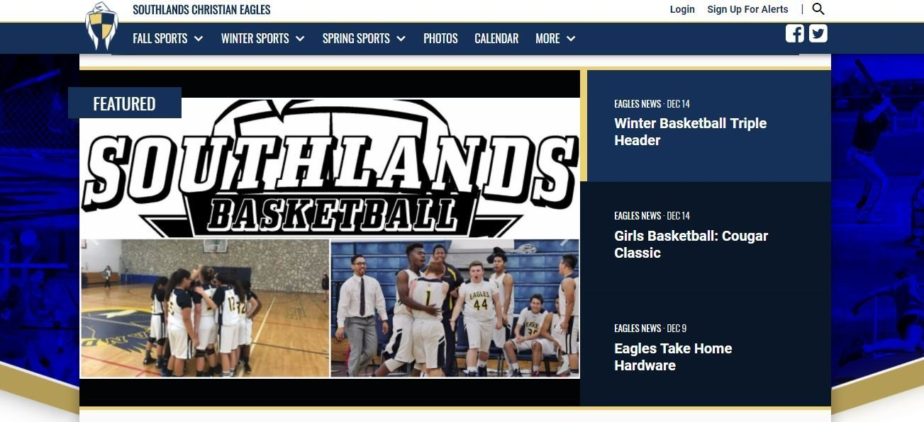 Southlands High School Athletics