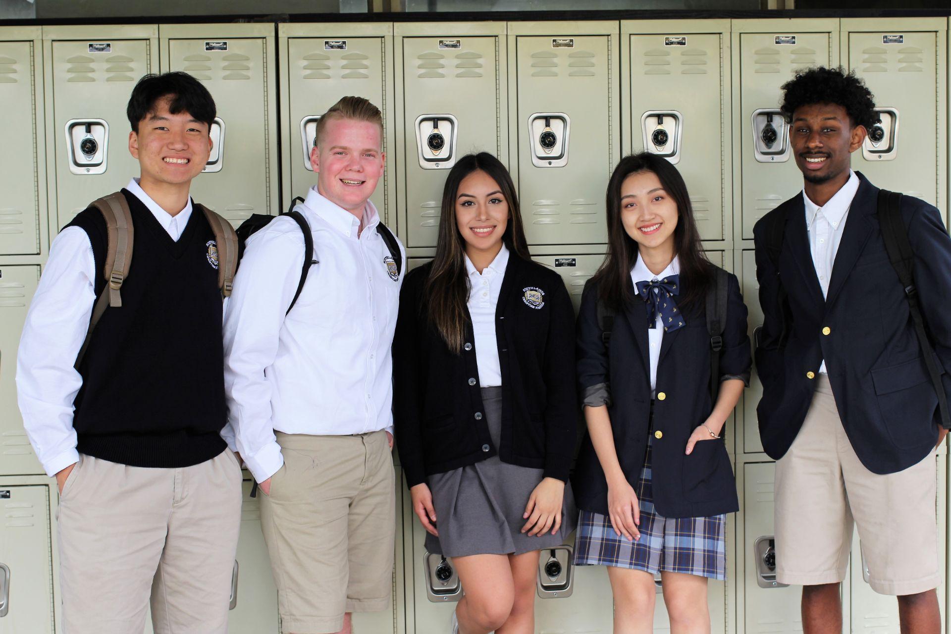 High School Donations